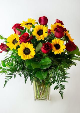 My Beautiful Sunshine Vase Arrangement