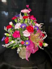 My Beautiful Valentine  Valentines Arrangement