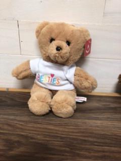 "My Bestie 8"" plush bear"