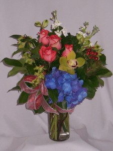 BIRTHDAY FLOWERS -  MY BIRTHDAY GIRL FLOWERS