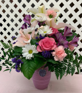 My Darling Dragonfly Bouquet Fresh Arrangement