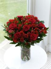 My Darling Sweetheart vase