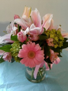 my fair lady vased arrangement in Hingham, MA | HINGHAM SQUARE FLOWERS
