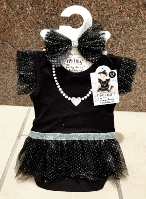 My First Party Dress Baby in Wichita, KS | Via Christi Flower & Gift Shop