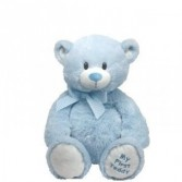 My First Teddy - Blue Gift