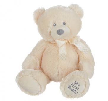 My First Teddy Bear - Plush Gift