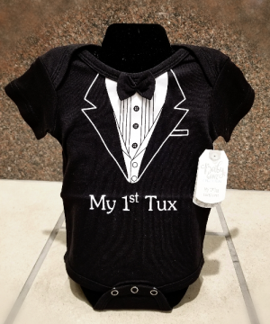 My First Tux Baby in Wichita, KS | Via Christi Flower & Gift Shop