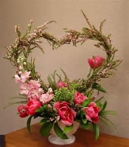 My Heart Belongs To You Floral Basket Arrangement in Monument, CO   Enchanted Florist