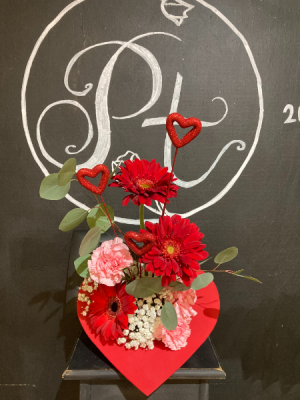 My Heart is Yours  in Milton, FL | PURPLE TULIP FLORIST INC.