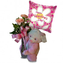 My Heart Pandas for you Plush