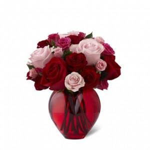 My Heart to Yours Bouquet in San Mateo, CA | GREEN FASHION FLORIST