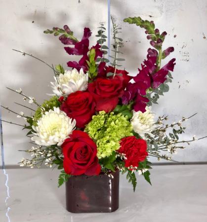 My Lady Love fresh arrangement