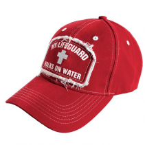 My Lifeguard Ball Cap Ball Cap