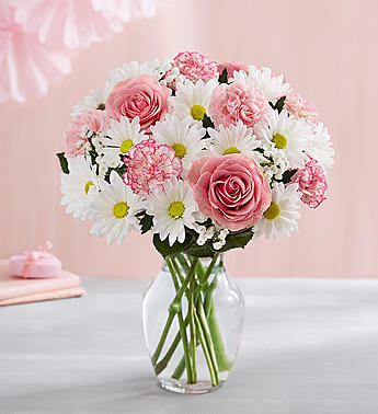 Sweet Sentiments Vase Arrangement