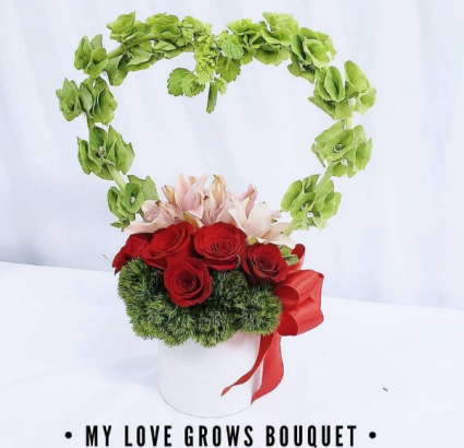 My Love Grows Bouquet