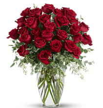 My Love is Endless Arrangement  28 Rose Arrangement