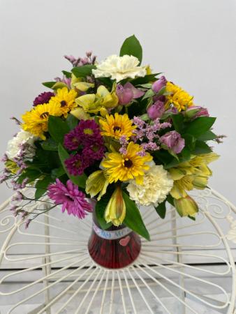 My Mom! I Love You! Flower