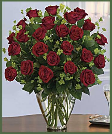 My Perfect Love  2 Dozen Long Stemmed Roses