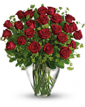 My Perfect Love-24 Long Stemmed Red Roses