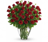 My Perfect Love - 36 Long Stemmed Roses Arrangement