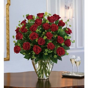 My Perfect Love T61-1A Red Roses
