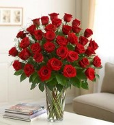 My Perfect Love Three Dozen Red Roses
