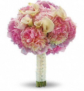 My Pink Heaven Bridal Bouquet