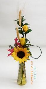 My Sunflower FFTG-01