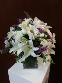 My Sweet Daisies  Container Design