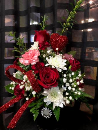 My Sweetheart Bouquet Fresh Valentine