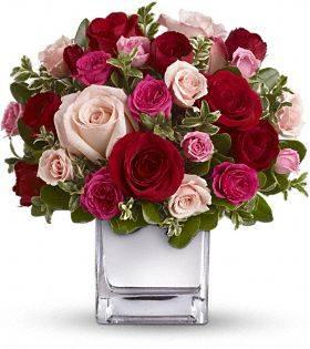 My Sweetheart Vase Arrangement