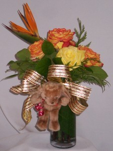 MY TEDDY BEARS HUGS - FLOWERS  ROSES GIFTS  Roses, Roses For You, Roses Prince George BC