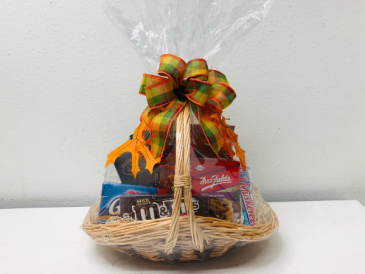 My Treat Gift Basket