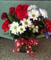 My True Love Vase Arrangement