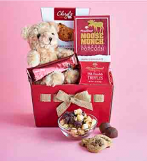 My Valentine Bear & Sweets Coming Soon