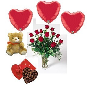 My Valentine Package (6 items) $126.95