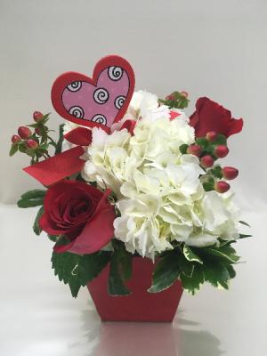 My Valentine Valentine's Special in Clemson, SC | TIGER LILY FLOWERS LLC