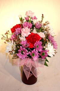 My Valentine Vase