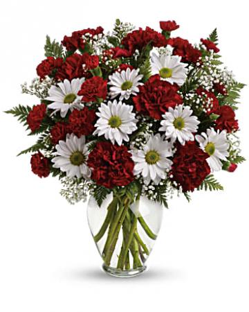 My Valentine  Vased