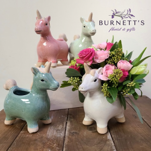 Mythical Blooms Arrangement  in Kelowna, BC | Burnett's Florist
