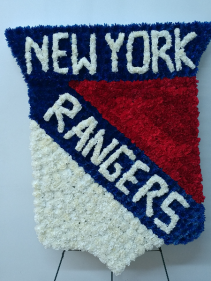 N.Y Ranger logo  speciialaty pice