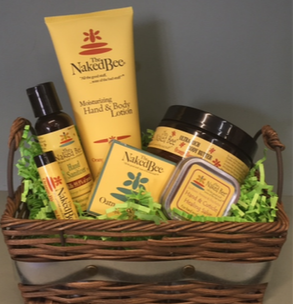 Naked Bee Gift Basket Various Sizes Available in Canon City, CO | TOUCH OF LOVE FLORIST AND WEDDINGS