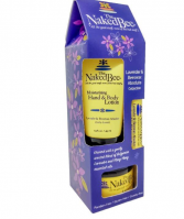 Naked Bee Gift Collection - lavender & beeswax