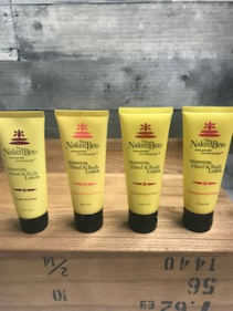 Naked Bee Hand & Body Lotion sold individually