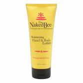 Naked Bee Hand & Body - pomegranate & honey