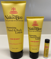 Naked Bee Lotion Grapefruit Blossom  Add on