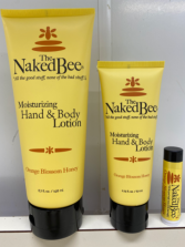 Naked Bee Lotions Orange Blossom  Add on