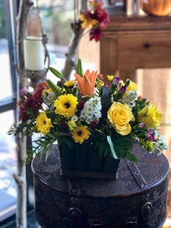 Nana's Garden  Fall Farmhouse Collection