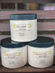 Narcissisit Bath Salt