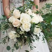 Natural Elegance Bride's Bouquet